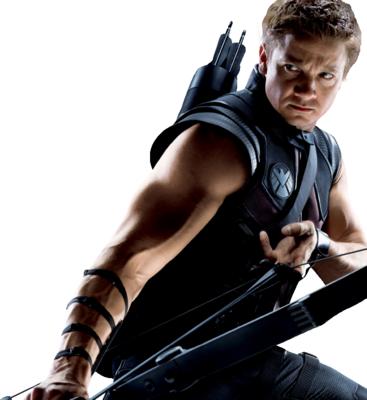 hawkeye avengers bow and arrow