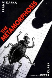A comic adaptation of Metamorphosis that I adore.
