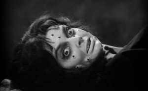 Barbara Steele from La Maschera del Demonio
