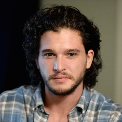 Although he'd need to shave, Kit has all the qualities needed to play Gabriel Rykell.