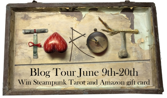 TAROT word blog tour