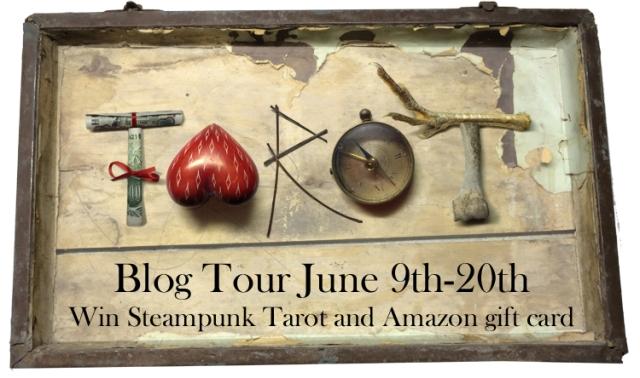 TAROT word blog tour
