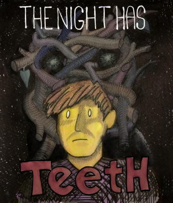 Night Teeth Cover variant dark