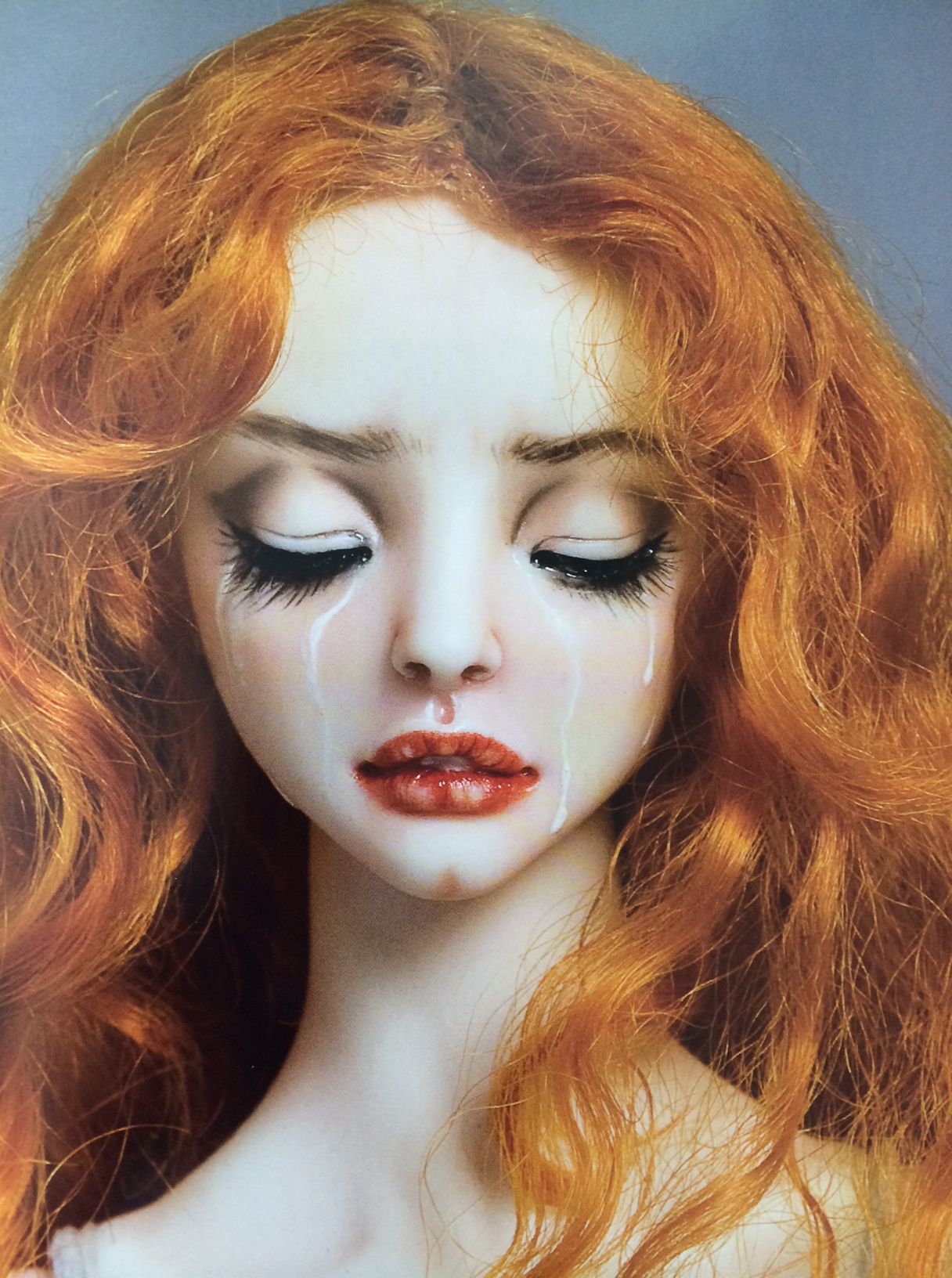 porcelain dolls so realistic you swear they re alive tim kane books