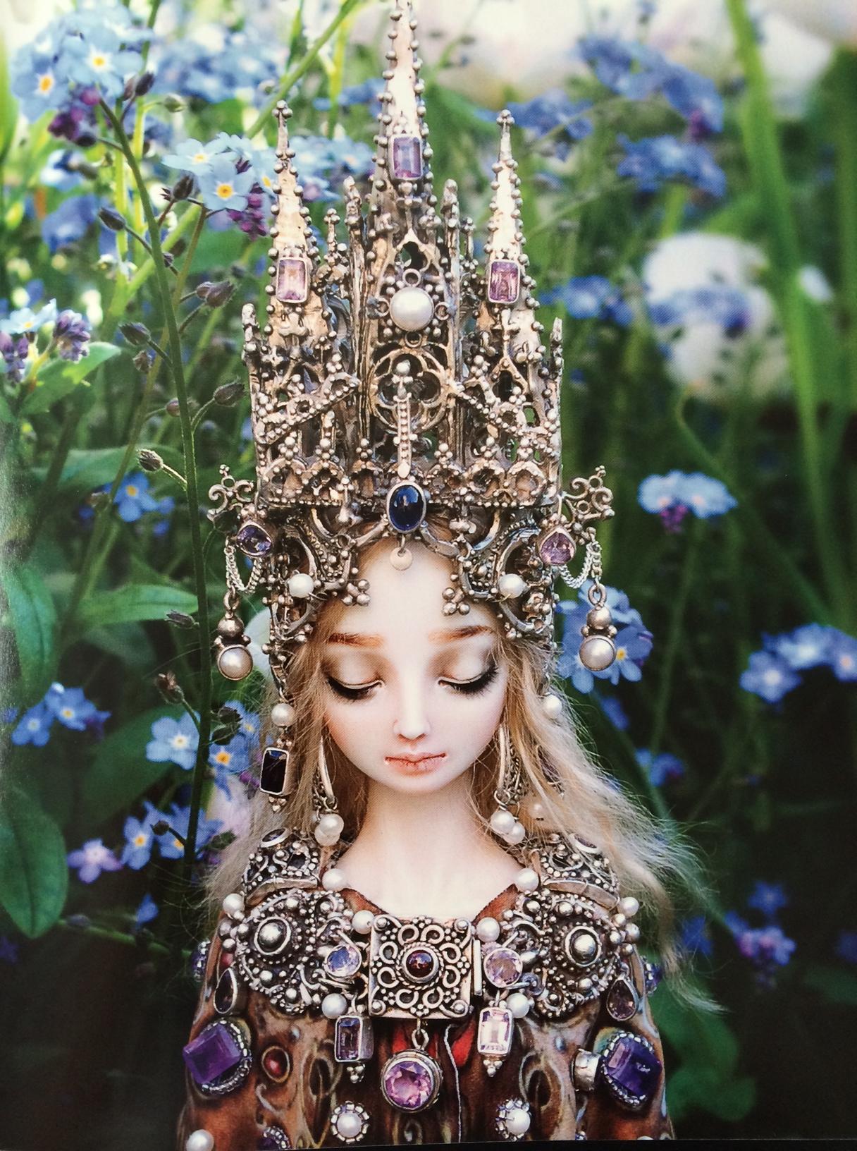Buy Marina Bychkova Doll Photo