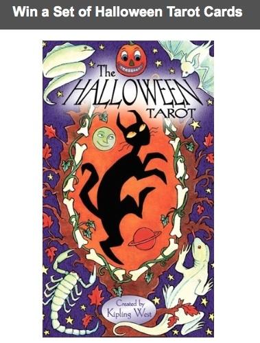 Halloween Tarot Promo
