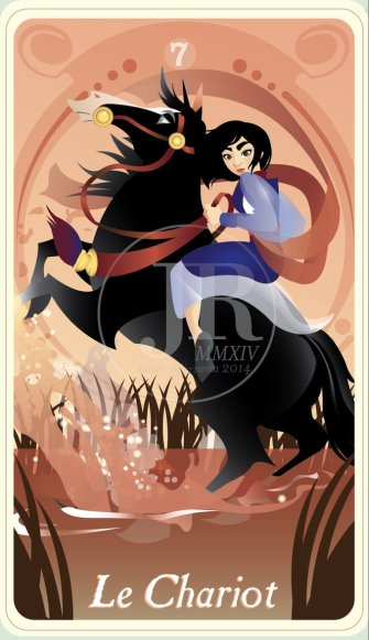 _the_princess_tarot___le_chariot__mulan__by_suisei_ojii_sama-d875axq